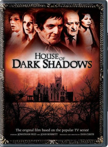 House Of Darkshadows DVD