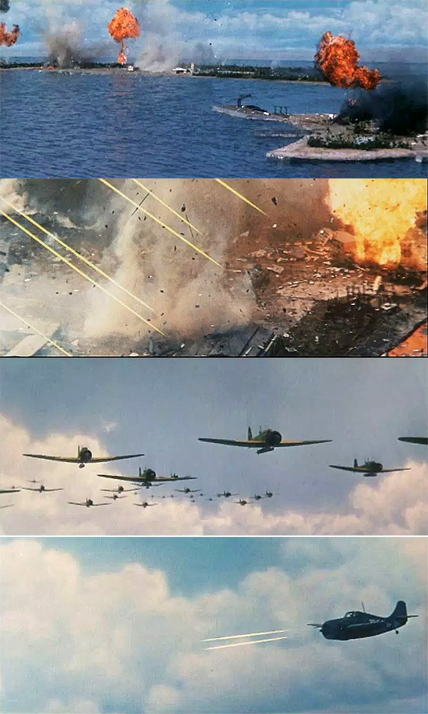 I Bombed Pearl Harbor aka Storm Over The Pacific 1960 DVD
