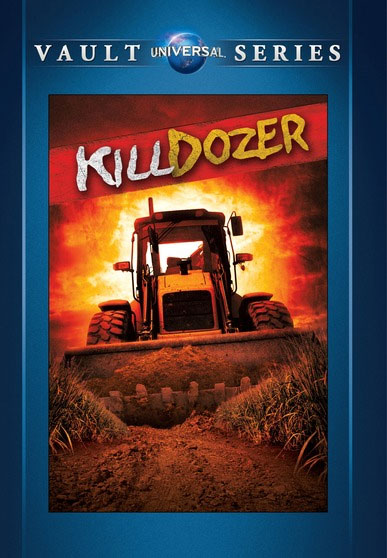 Killdozer 1974 TV Movie DVD