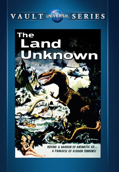 Land Unknown, The 1957 DVD