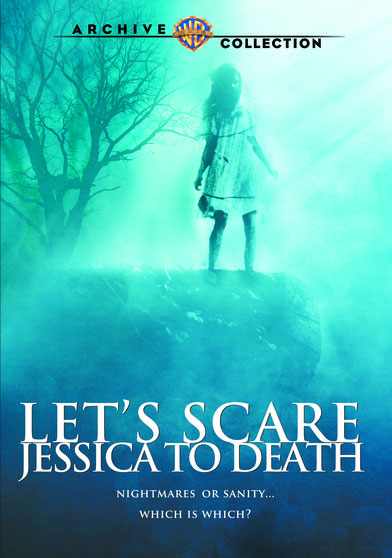 Let's Scare Jessica To Death 1971 DVD