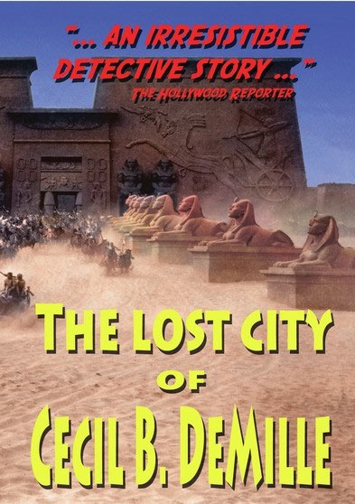 Lost City of Cecil B. DeMille Documentary DVD