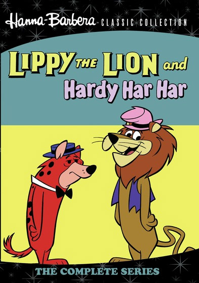 Lippy the Lion and Hardy Har Har: The Complete Series DVD