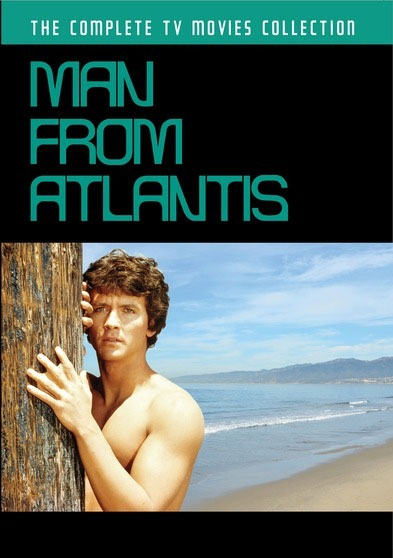 Man from Atlantis 1977 The Complete TV Movies Collection DVD