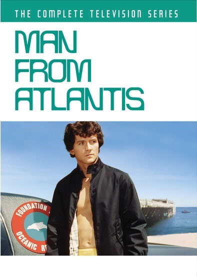 Man from Atlantis 1977 Complete Television Series DVD