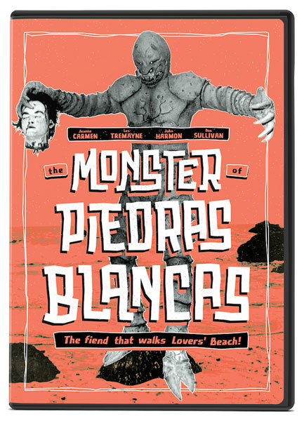 Monster Of Piedras Blancas 1959 DVD (Olive Films)