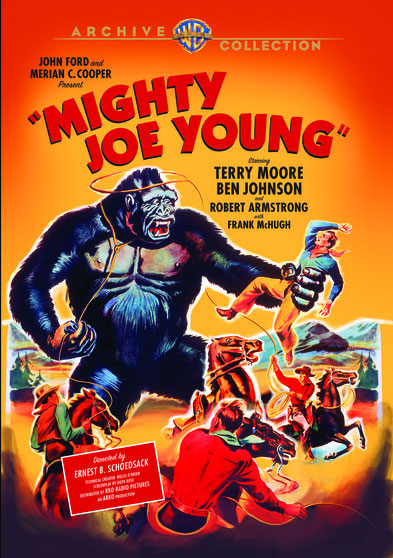 Mighty Joe Young 1949 DVD