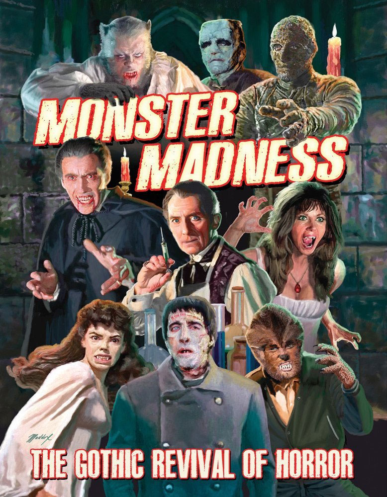 Monster Madness The Gothic Revival of Horror DVD