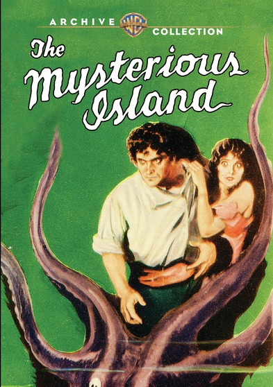 Mysterious Island 1930 DVD Lionel Barrymore