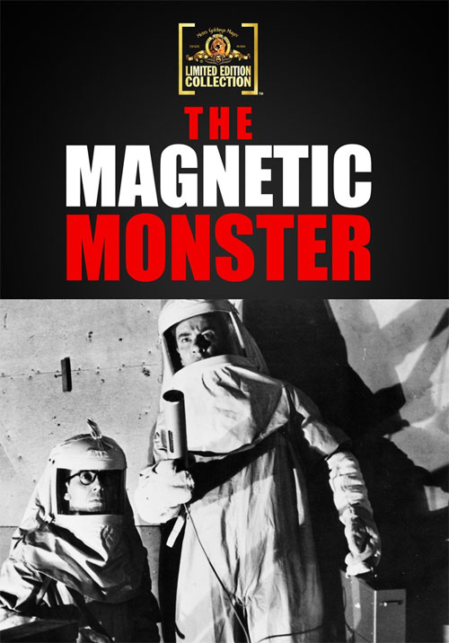 Magnetic Monster, The 1953 DVD