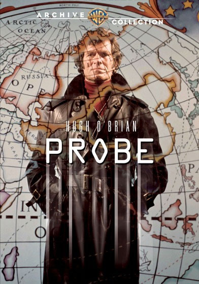 Probe 1972 Search TV Pilot Movie DVD