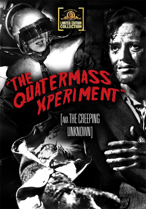 Quatermass Xperiment, The 1955 DVD
