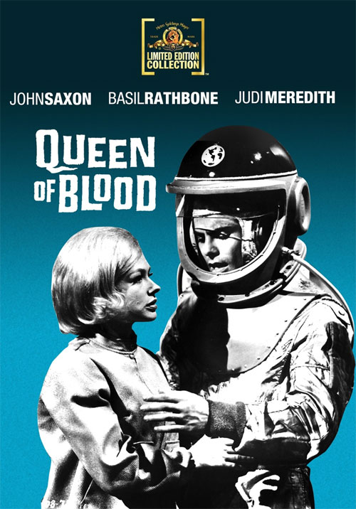 Queen Of Blood 1966 DVD A.K.A. Planet Of Blood