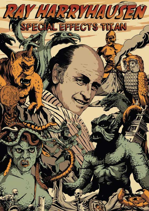 Ray Harryhausen: Special Effects Titan 2-Disc Special Edition DVD