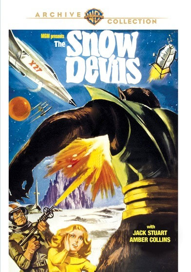 Snow Devils, The 1967 DVD