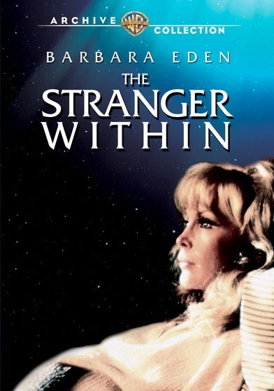 Stranger Within, The 1974 TV Movie DVD Barbara Eden