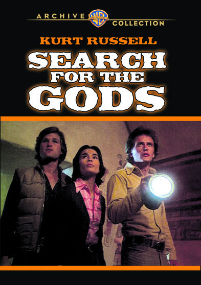 Search For The Gods 1975 DVD Kurt Russell