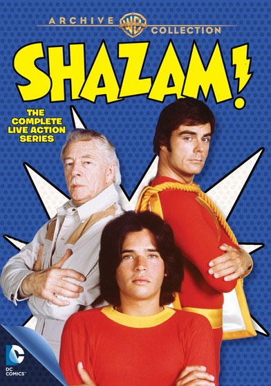 Shazam! The Complete 1974 Live-Action TV Series DVD