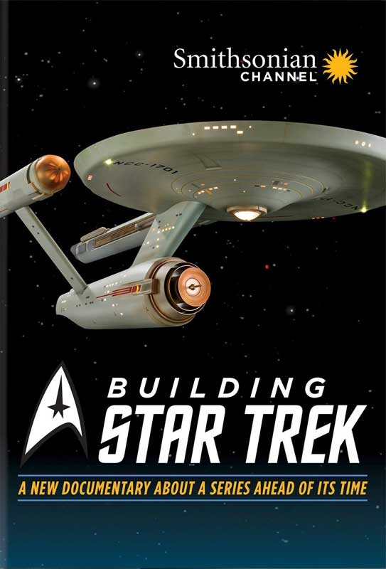 Star Trek Building Star Trek Smithsonian Documentary DVD