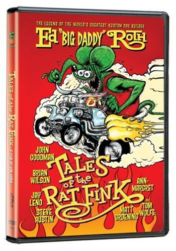 "Tales of the Rat Fink Ed ""Big Daddy"" Roth DVD Documentary"