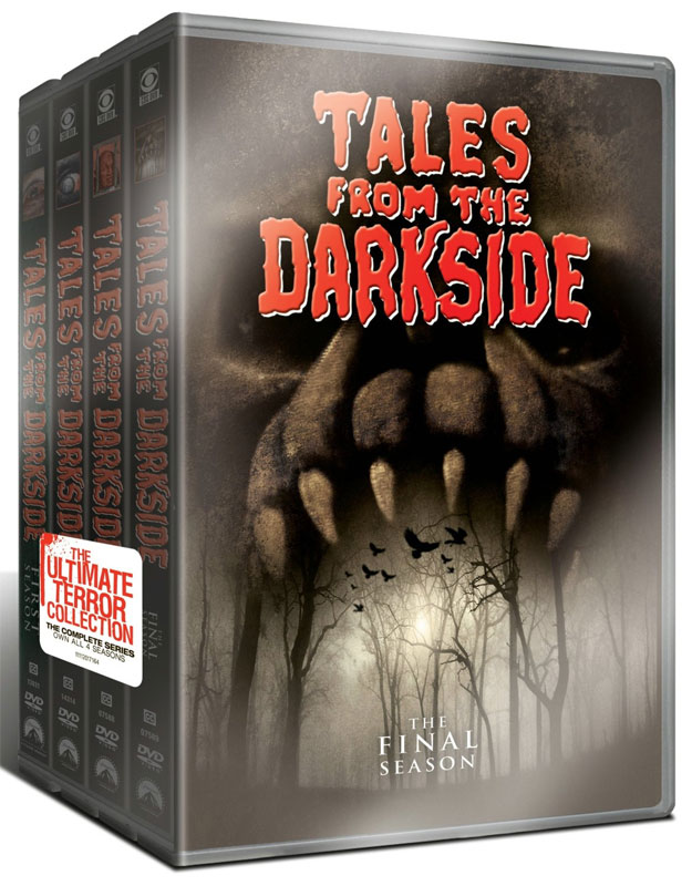 Tales From the Darkside The Complete TV Series DVD Collection