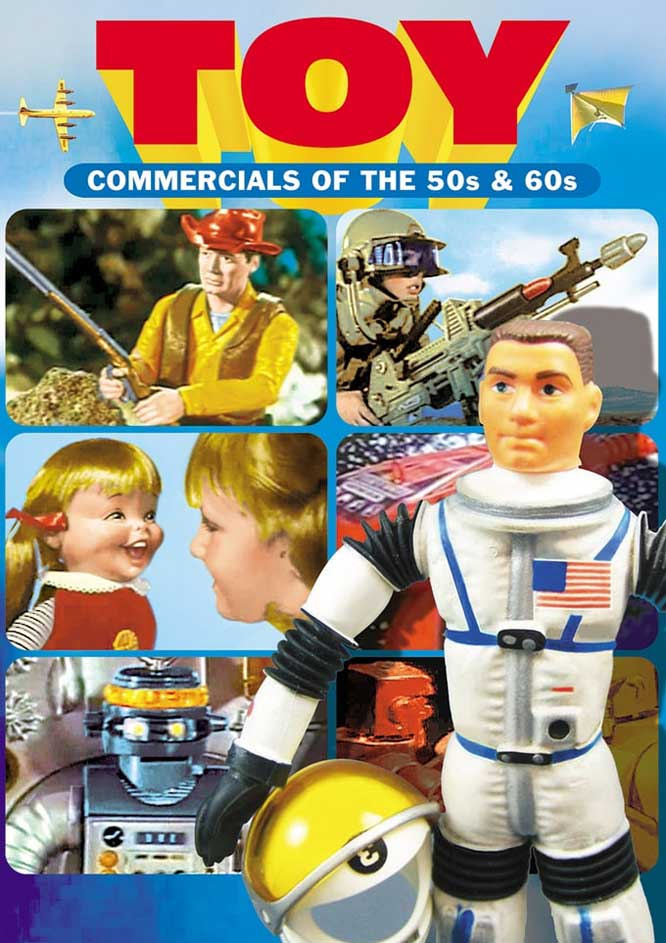 Toy Commercials of the 50s and 60s DVD