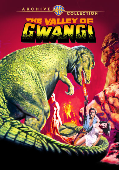 Valley of Gwangi, The 1969 DVD