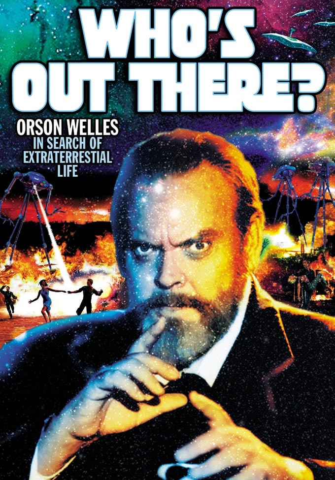 Who's Out There? 1975 DVD Orson Welles & Carl Sagan