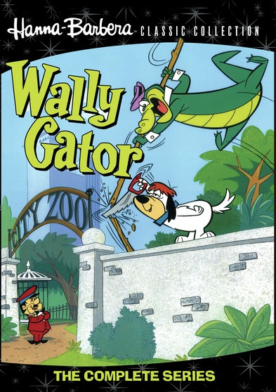 Wally Gator The Complete Series Hanna Barbera DVD