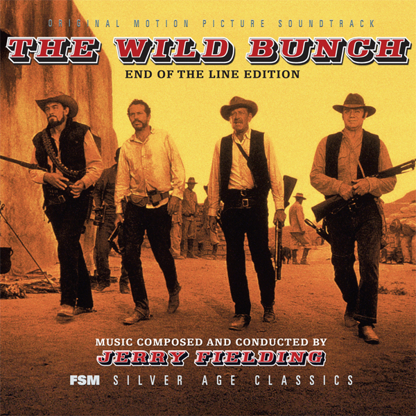 The Wild Bunch (1969) Jerry Fielding Soundtrack (3) CD