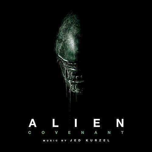 Alien Covenant Soundtrack Vinyl LP Jed Kurzel 2 LP Set