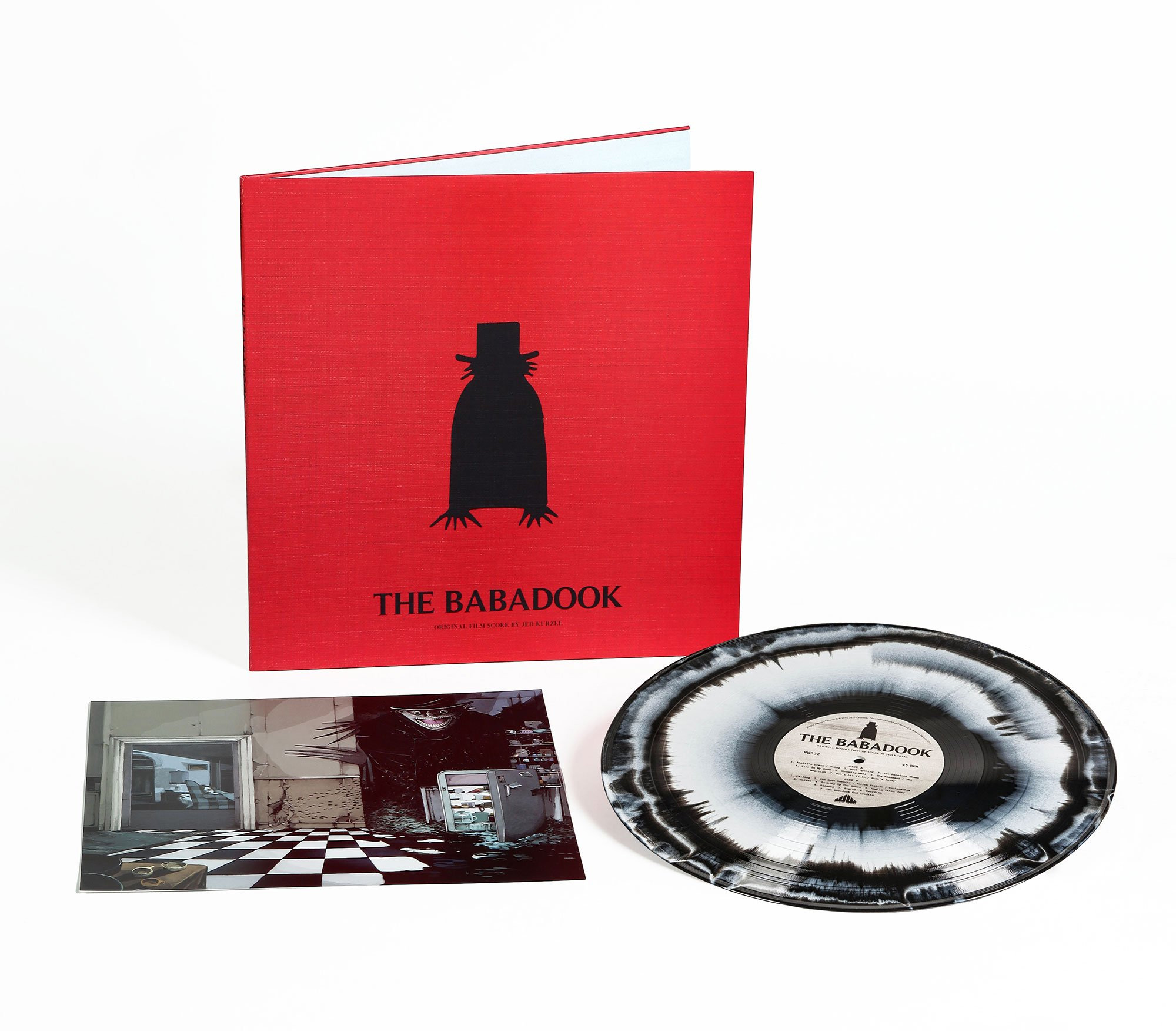 Babadook, The Soundtrack Vinyl LP Jed Kurzel