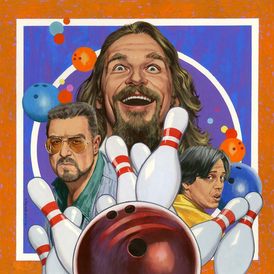 Big Lebowski Original Motion Picture Soundtrack Vinyl LP