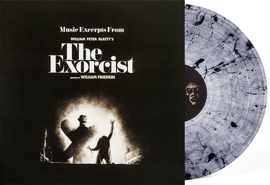 Exorcist Soundtrack Vinyl LP Various Artists