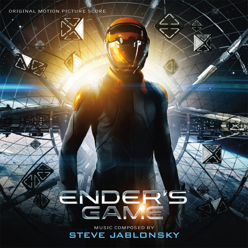 Ender's Game Soundtrack Vinyl LP Steve Jablonsky