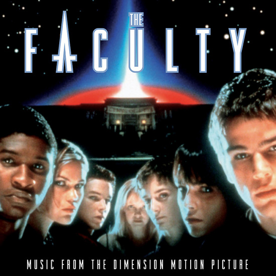 Faculty, The Soundtrack Vinyl LP Various Artists (LIMITED EDITION RSD EXCLUSIVE)