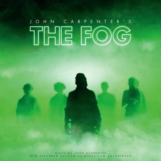 Fog, The John Carpenter Soundtrack Vinyl LP 2 Disc Set Colored Vinyl