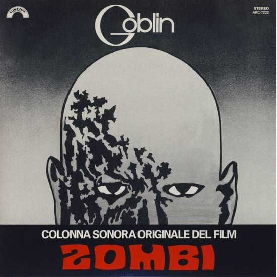 Goblin - Zombi Dawn Of The Dead 1977 Soundtrack LP
