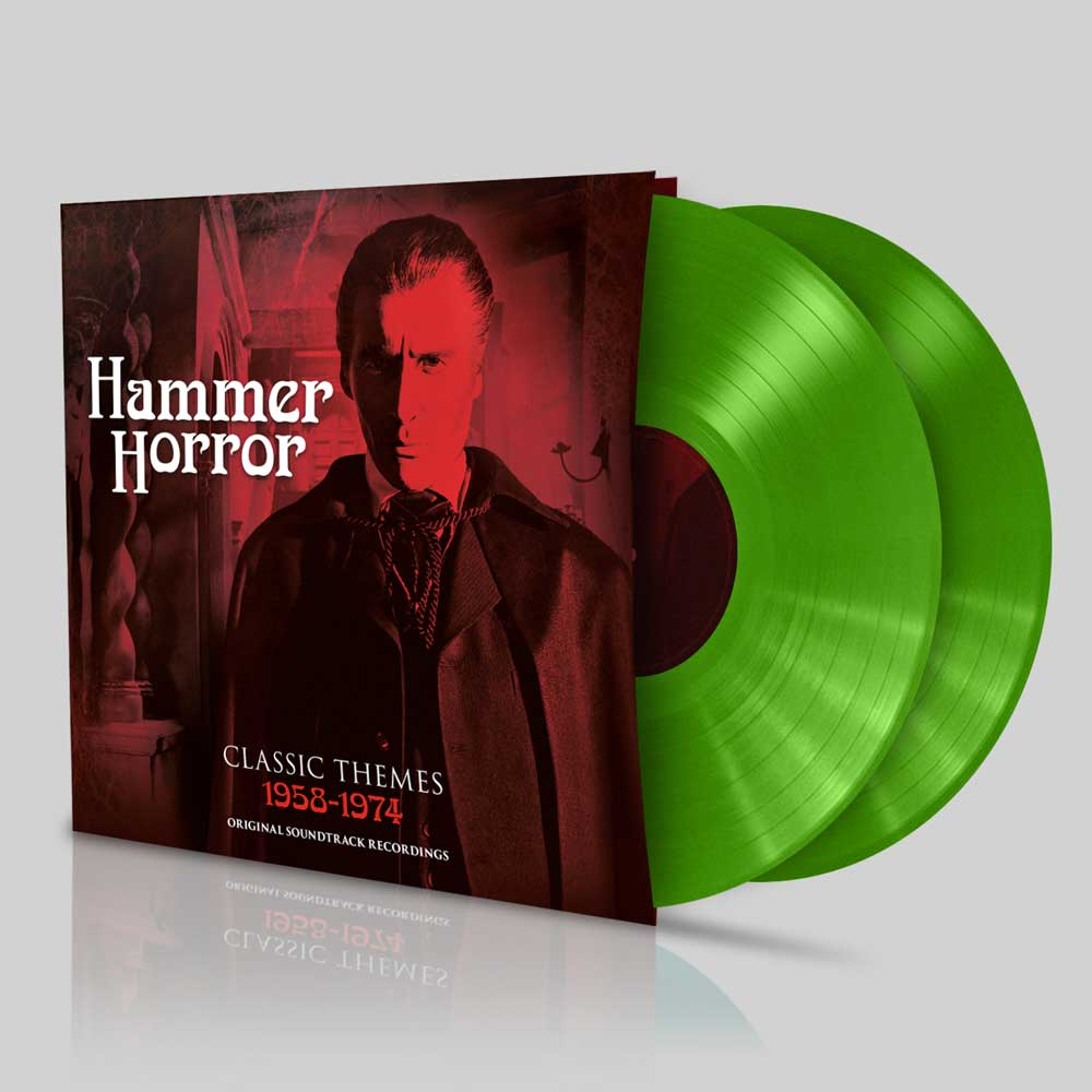 Hammer Horror Classic Themes 1958-1974 Soundtrack LP