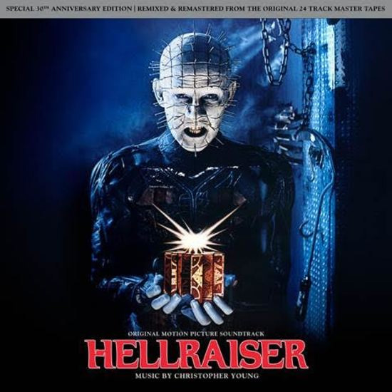 Hellraiser Soundtrack Vinyl LP Christopher Young