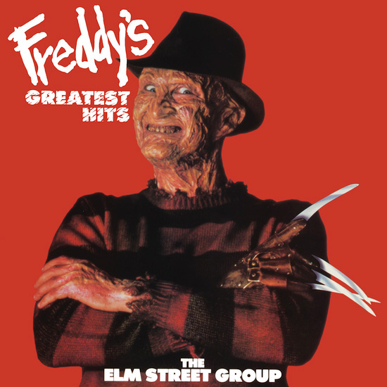 Nightmare On Elm Street Freddy's Greatest Hits LP