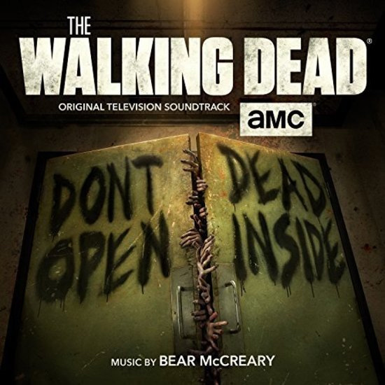 Walking Dead Soundtrack LP Bear McCeary 2 LP SET
