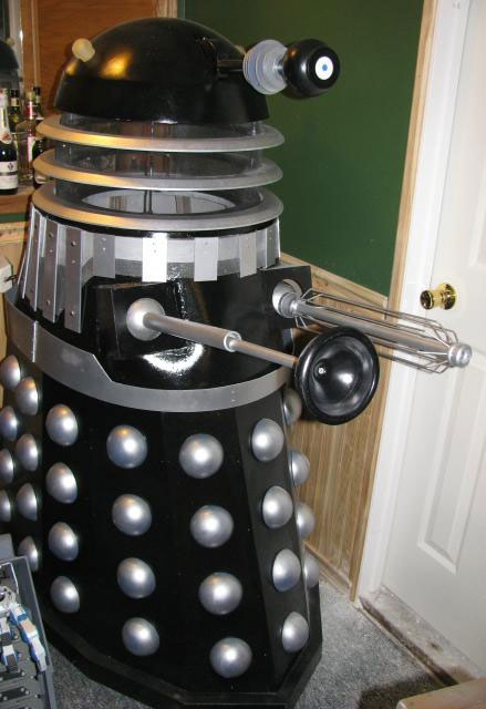 Doctor Who Classic Dalek Life Size Prop Replica