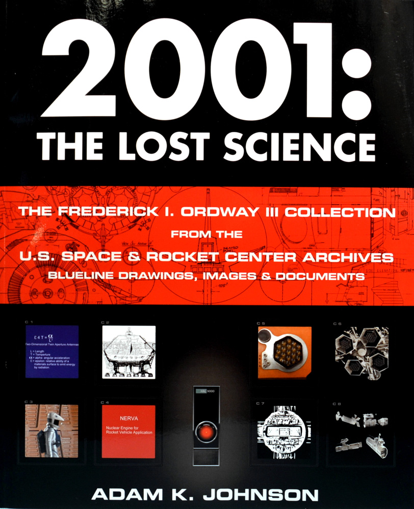 2001: A Space Odyssey The Lost Science Book