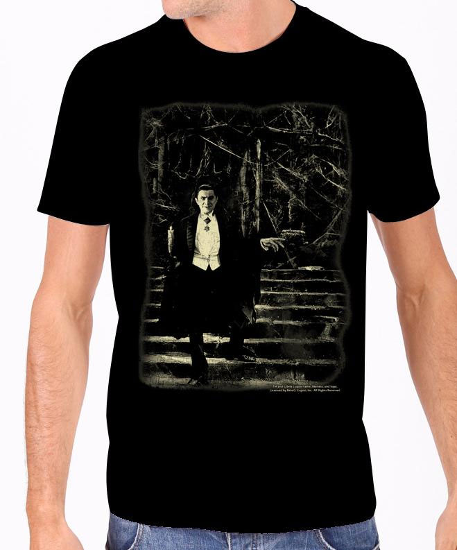 Dracula Bela Lugosi GLOW-IN-THE-DARK T-Shirt