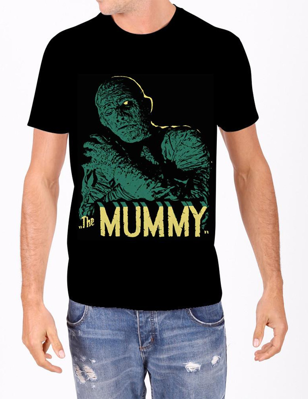 Mummy Blue Mummy T-Shirt