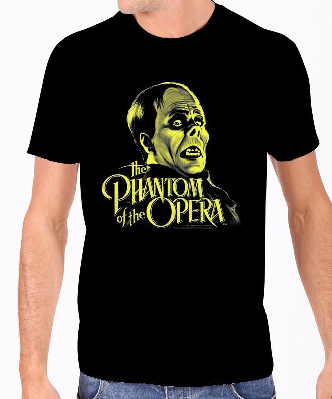 Phantom Of The Opera GLOW-IN-THE-DARK T-Shirt