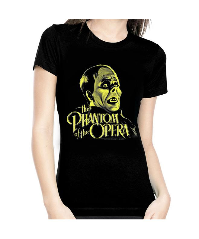 Phantom Of The Opera GLOW-IN-THE-DARK Women's T-Shirt