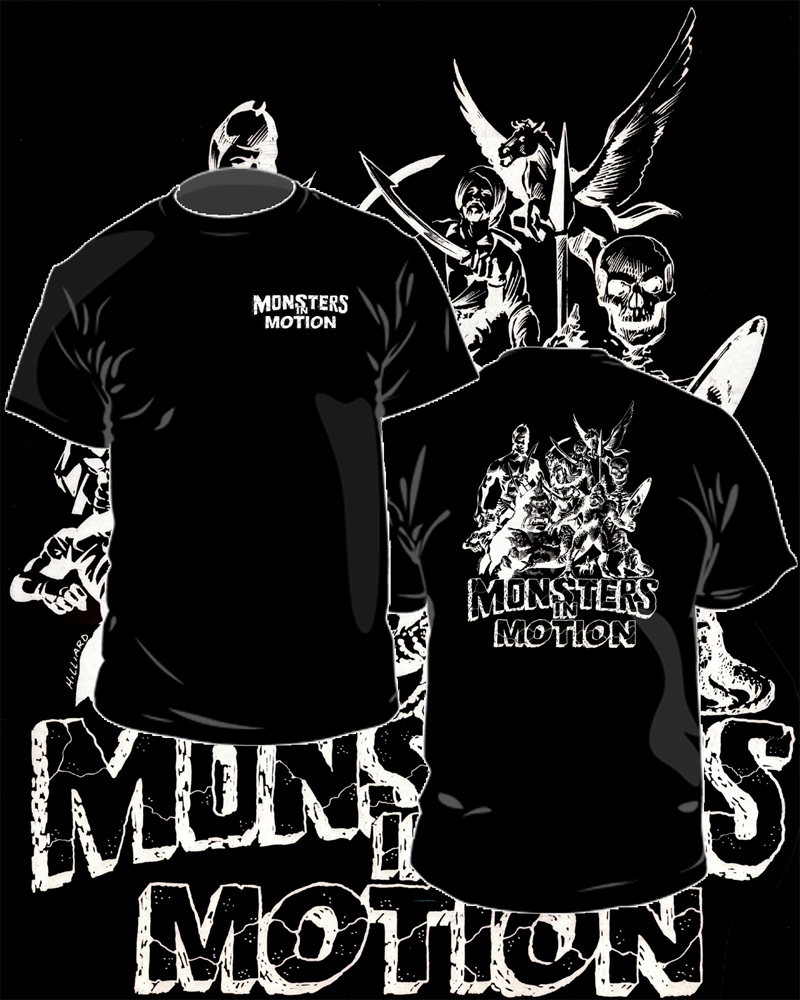 Monsters In Motion T-Shirt