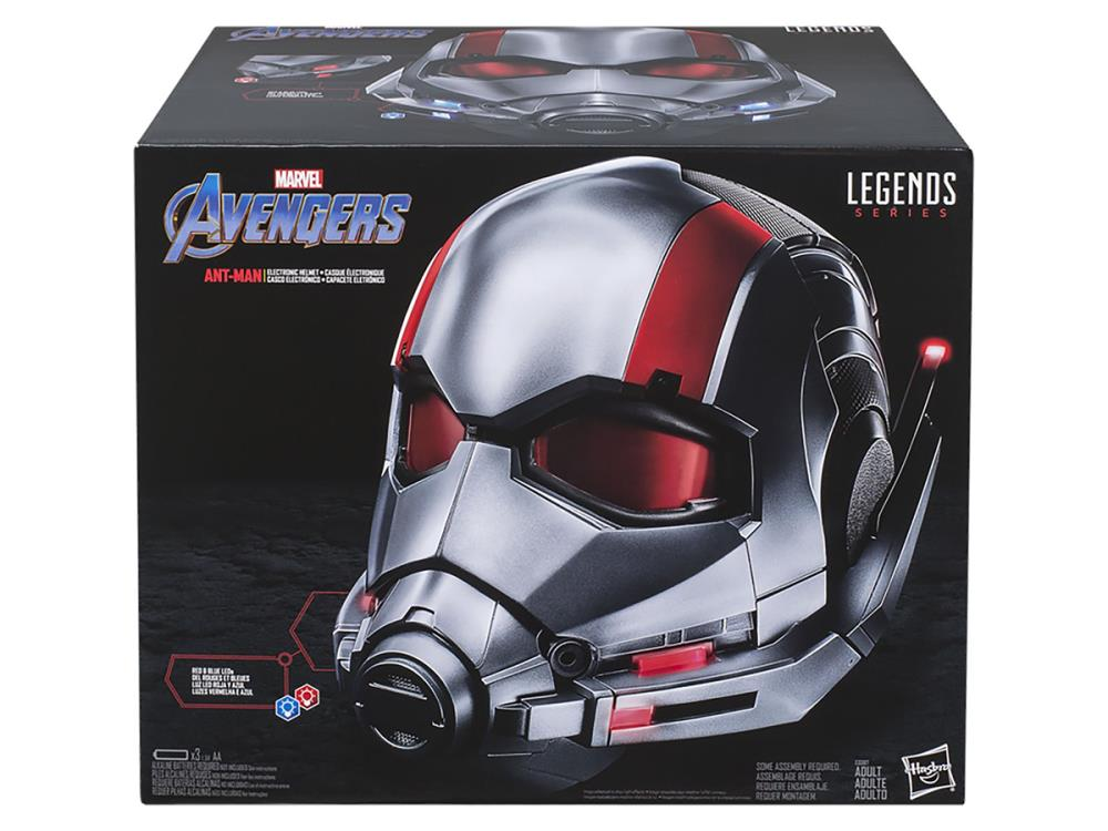 Ant-Man Helmet Marvel Legends Electronic Prop Replica